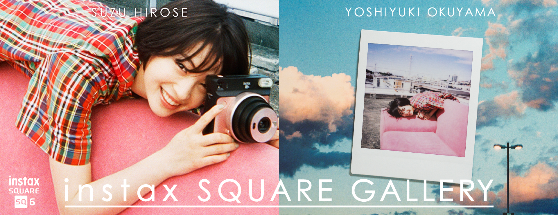 instax SQUARE GALLERY