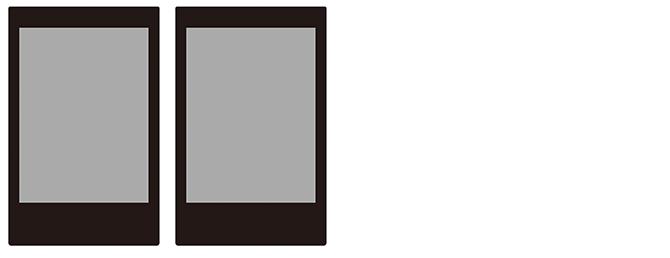 チェキ専用フィルム ブラック black_display2
